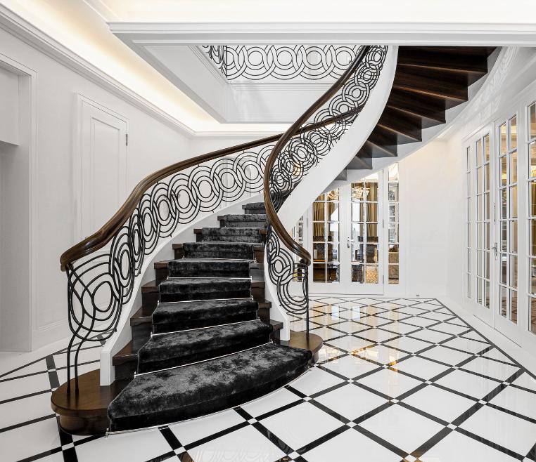 Art Deco Treppe kaufen