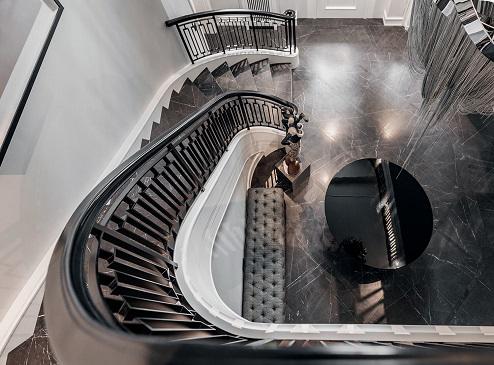Art Deco Treppen