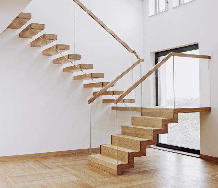 Bauhausstil Treppe kaufen