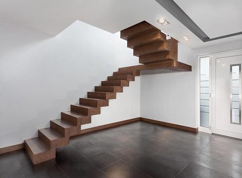 Bauhausstil Treppe