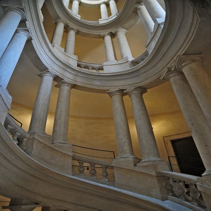 Roma, palazzo Barberini - Gallerie nazionali d'arte antica
