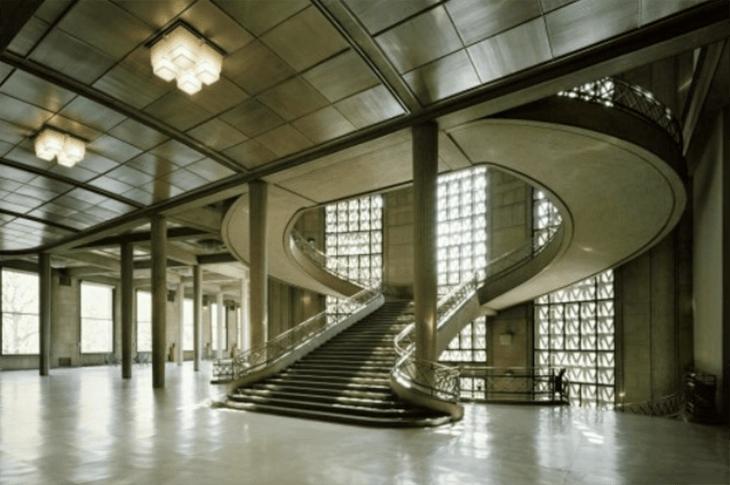 Doppeltreppe Auguste Perret (Paris)