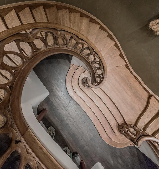Exklusive Treppe Stuttgart