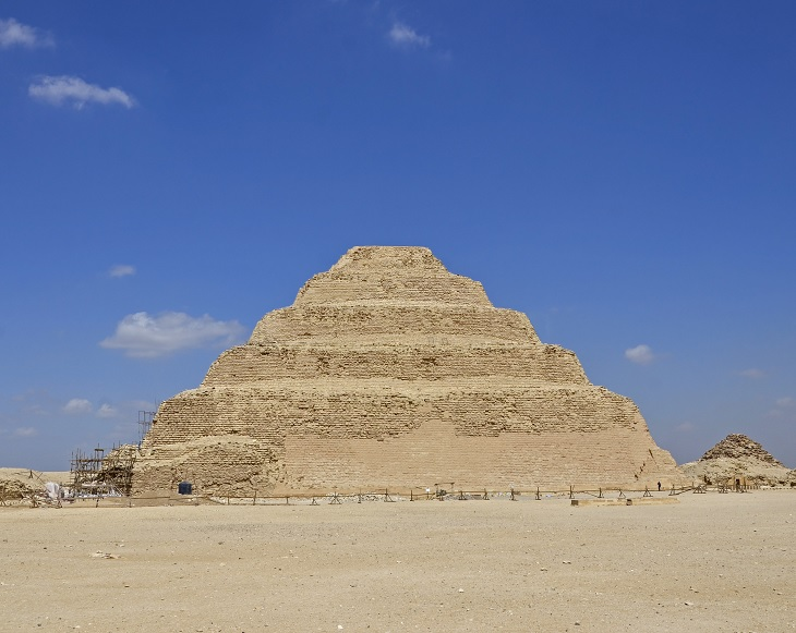 Stufenpyramide Ägypten