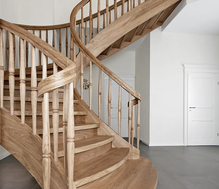Treppe Landhausstil