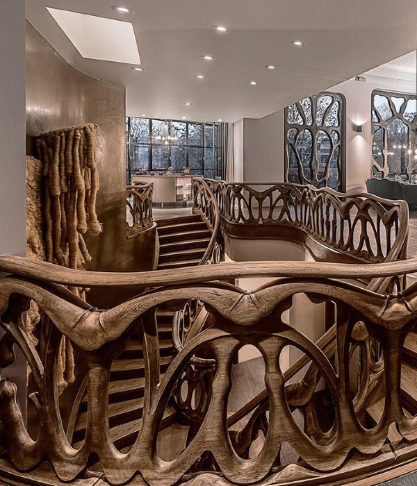 Treppenkunst inkl. Beratung, Design & Montage
