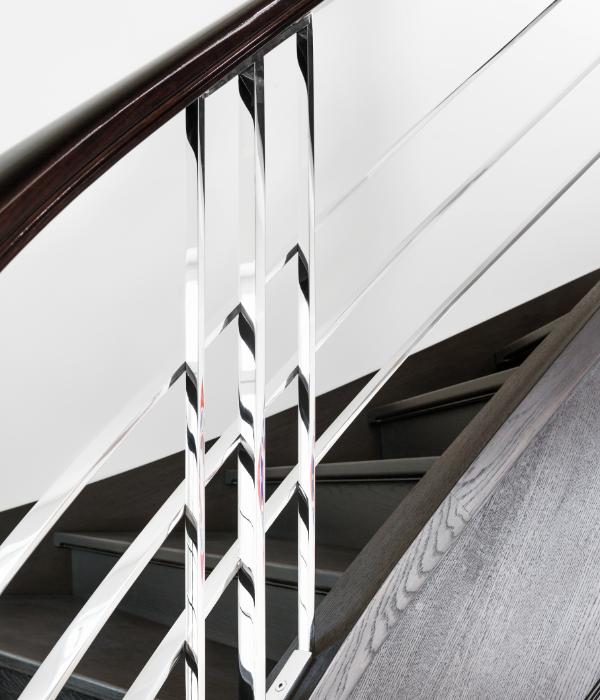 Treppenmaterialien