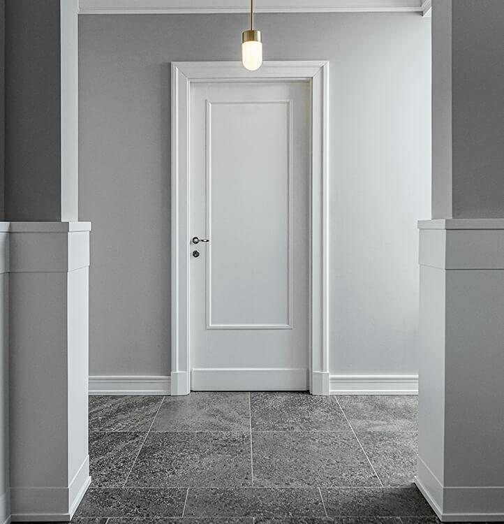Zimmertür einflügelig