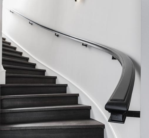 Treppengeländer Handlauf