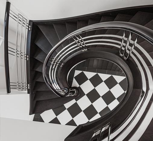 Treppengeländer von markiewicz