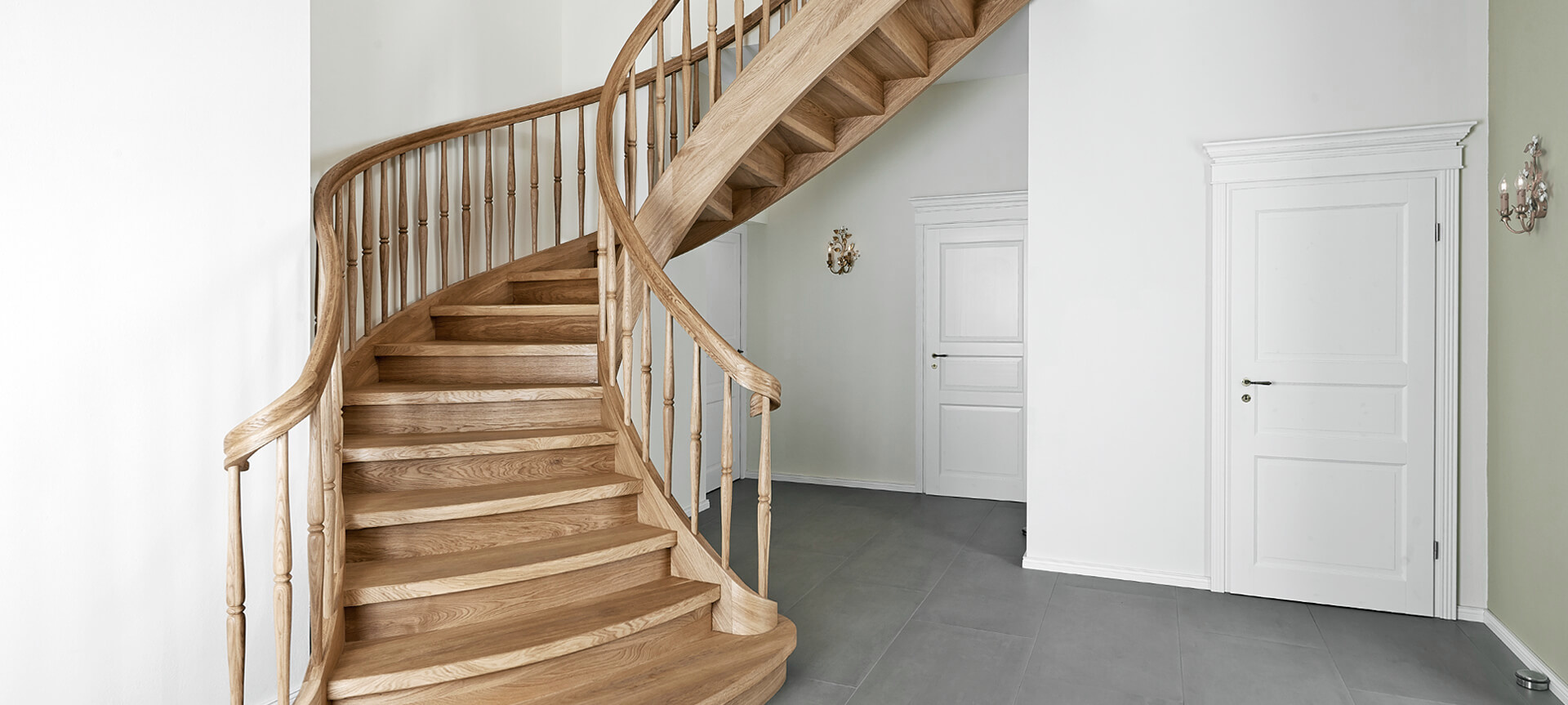 landhaus treppe