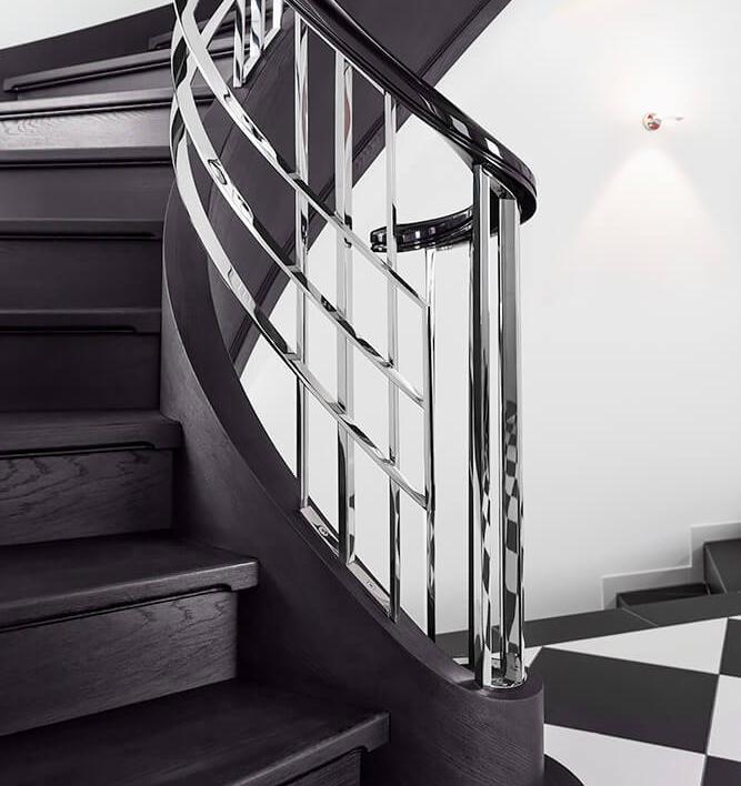 Was ist eine Art Deco Treppe